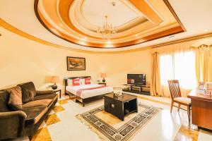 منطقة جلوس في OYO 127 Bait Al Marmar Hotel