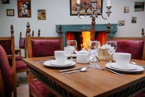 Ресторан / где поесть в АгроУсадьба VILLA-HOTEL