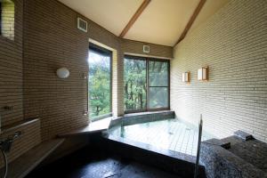 The swimming pool at or near 松永六感 藤屋 Matsunaga Rokkan Fujiya