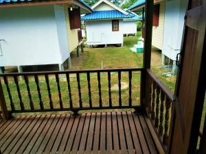 A balcony or terrace at Mama O Chai Koh Tao
