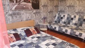 Гостиная зона в Апартаменты Центр Тимирязева
