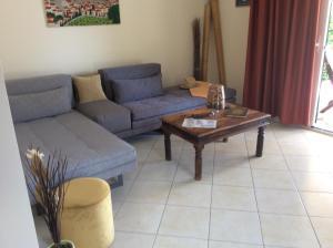 Гостиная зона в Sofia Menigos Apartments No 20