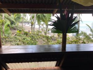 A balcony or terrace at La Kuka