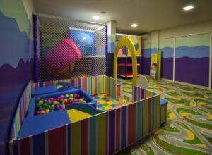 The kid's club at Hotel Baviera Iguassu