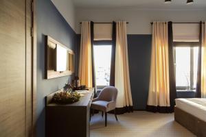 Гостиная зона в Отель Рязань