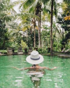 The swimming pool at or near Darmada Eco Resort