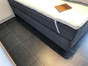 Ein Bett oder Betten in einem Zimmer der Unterkunft Merida