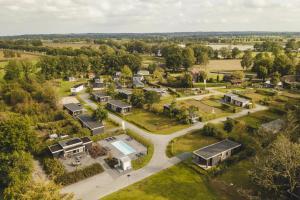 Blick auf Buitenplaats Holten aus der Vogelperspektive
