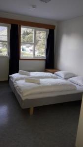 Letto o letti in una camera di Winjum Apartments Aurland Stegastein