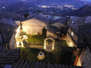 A bird's-eye view of Dimora & Spa Il Cerchio di Lullo