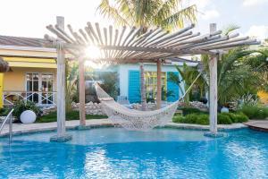 Piscina en o cerca de Boardwalk Boutique Hotel Aruba