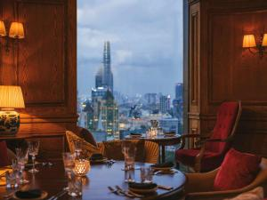 A restaurant or other place to eat at Hotel Des Arts Saigon Mgallery Collection