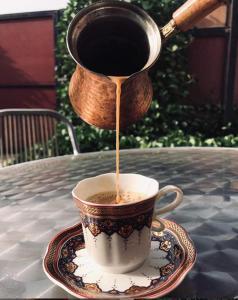 Bebidas em Alfalah Chalets