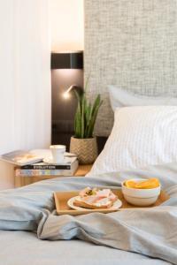 Cama o camas de una habitación en INNSIDE by Melia Zaragoza