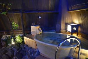 A bathroom at Dormy Inn Akihabara