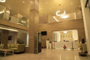The lobby or reception area at ELGEL Hotel and Spa