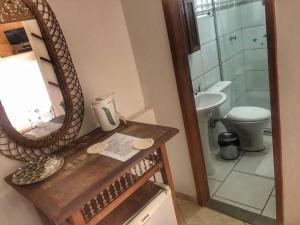 Um banheiro em Anexo D'Pillel