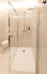 Ein Badezimmer in der Unterkunft Sporthotel Igls