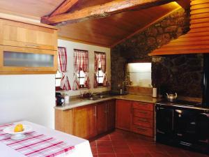 A cozinha ou kitchenette de Quinta Souto Chão