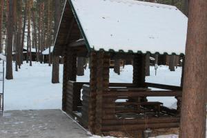 Гелион Парк Отель зимой