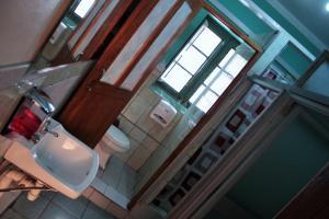 A bathroom at Vip House
