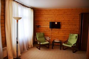 Гостиная зона в Отель Вегарус