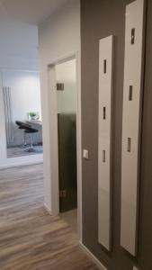 A bathroom at Ferienwohnungen Fuchs