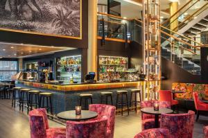Loungen eller baren på Thon Hotel Opera