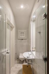 A bathroom at TCZ Woźna