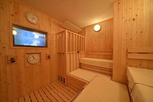 A television and/or entertainment center at Dormy Inn Sapporo Annex