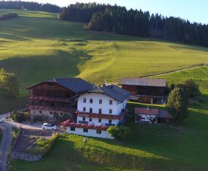 Hanslerhof a vista de pájaro