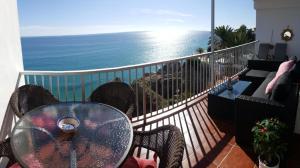 Un balcón o terraza de Carabeo Vista Mar