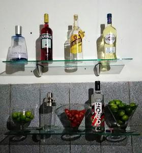 Drinks at Varanda de mainha