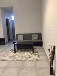 A seating area at Meteora House- Cozy Living