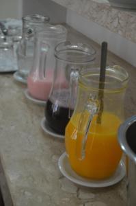Bebidas en Hotel Obino São Borja