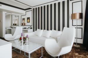 Część wypoczynkowa w obiekcie Hotel Sułkowski Conference Resort