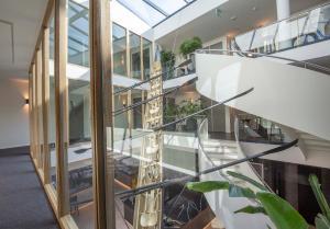 Een balkon of terras bij Fletcher Hotel-Restaurant Het Veerse Meer