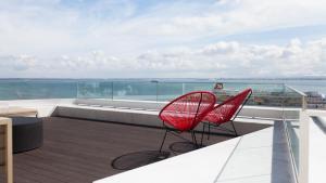 Un balcón o terraza de Memmo Alfama - Design Hotels