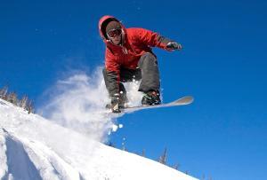 Ski au sein de le B&B/chambre d'hôtes ou à proximité