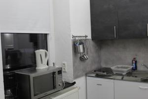 A kitchen or kitchenette at Apartment 19