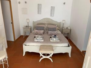 Un ou plusieurs lits dans un hébergement de l'établissement Tivoli en Provence