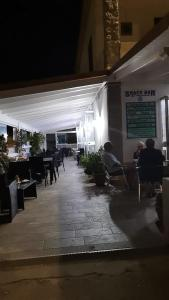 A restaurant or other place to eat at Da Patrizia