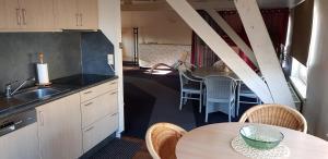 Een keuken of kitchenette bij Apartment Campinor