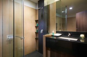 Ein Badezimmer in der Unterkunft Shama Sukhumvit Bangkok