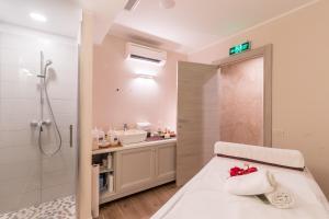 Kúpeľňa v ubytovaní Resort del Mar