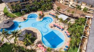 Uma vista da piscina em Beach Park Resort - Suites ou nos arredores