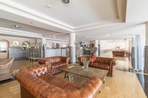 Lobby alebo recepcia v ubytovaní Resort del Mar
