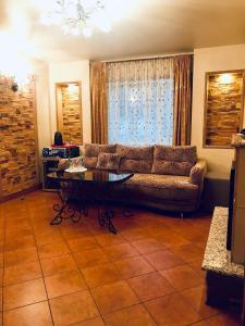 Гостиная зона в Мини-отель Энигма