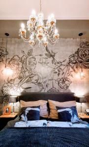 Postel nebo postele na pokoji v ubytování SummerStreetSeven