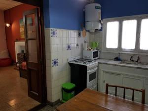 Una cocina o kitchenette en GLAMAUÉ